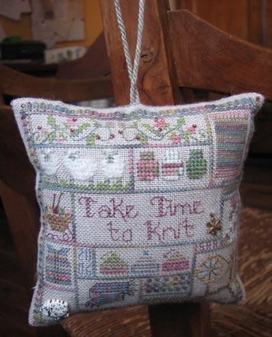 take time to knit